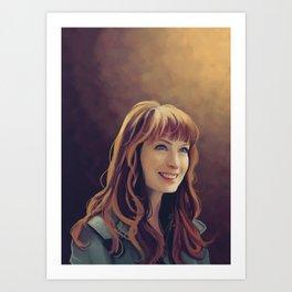 charlie Bardbury - Supernatural Art Print