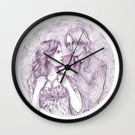 Rumbelle Wall Clock