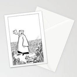 Cliff Top Stationery Cards