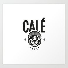 Calé Art Print