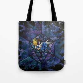 The Rabbit Hole Tote Bag