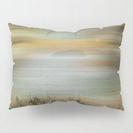 Misty Steepholm Pillow Sham