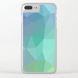 THERAPY Clear iPhone Case
