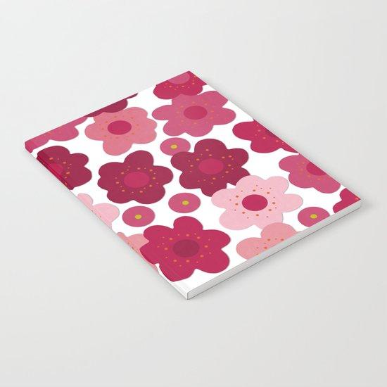 cherry blossom pop Notebook