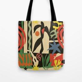 Inspired to Matisse (vintage) Tote Bag