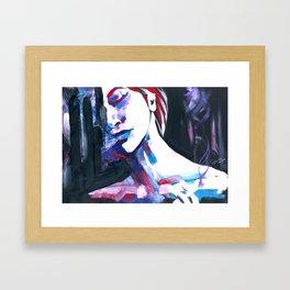 Bohemian Haven Framed Art Print
