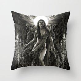 Winya No. 140 Throw Pillow