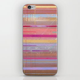 The Texture Of MisCommunication iPhone Skin
