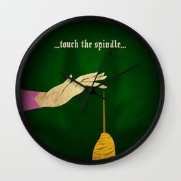 Calamity Collection, Series 1 - Spindle Wall Clock
