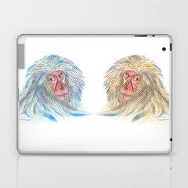Macaco blues Laptop & iPad Skin