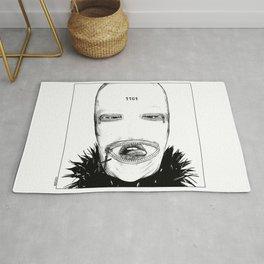 asc 424 - Le masque de la Toussaint (Trick or treat!) Rug
