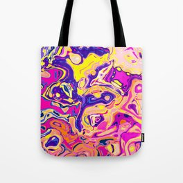 Abstract Design Tote Bag