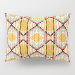 Colorful Kaleidoskop Pillow Sham