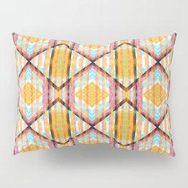 Colorful Kaleidoskop Pillow Sham
