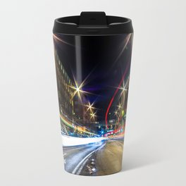 Light Trails 2 Travel Mug