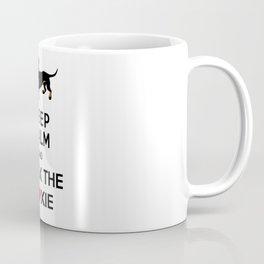Walk the Doxie Coffee Mug