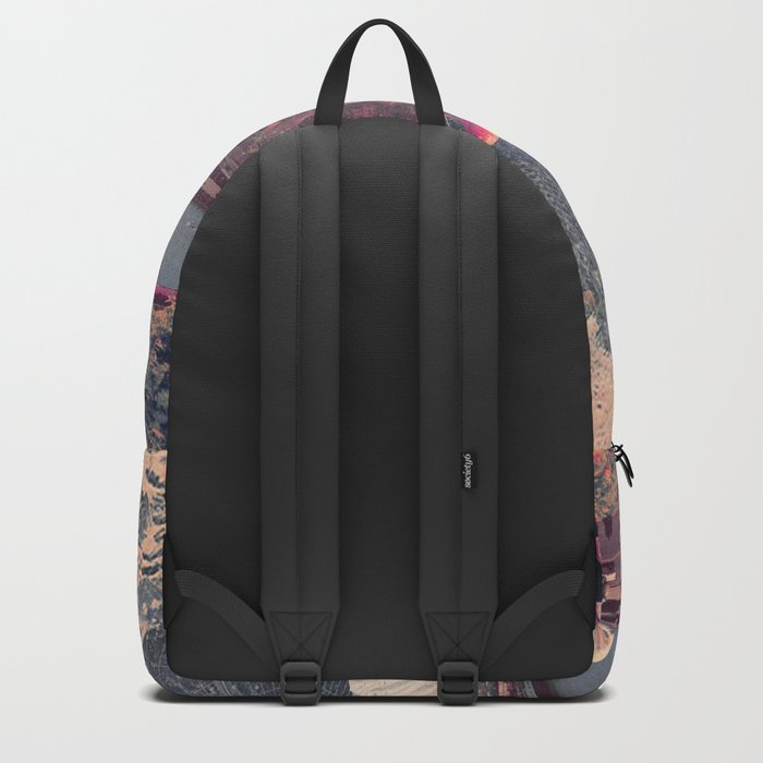 My Choices left me Alone Backpack