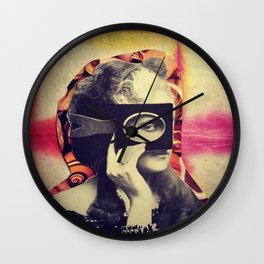 The Mystic Wall Clock