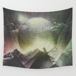 Always dream big Wall Tapestry