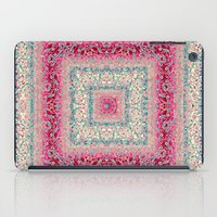 square iPad Cases featuring Square by Truly Juel