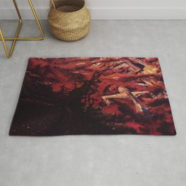 The Tower Rug