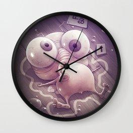 Free Sug(A)r! Wall Clock
