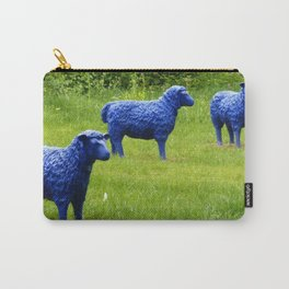 blue sheep Carry-All Pouch