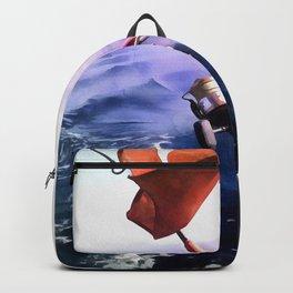 It's Reel - Gone Fishing Backpack