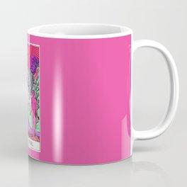 6. The Lovers- Neon Dreams Tarot Coffee Mug