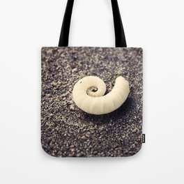 The Spiral Shell Tote Bag