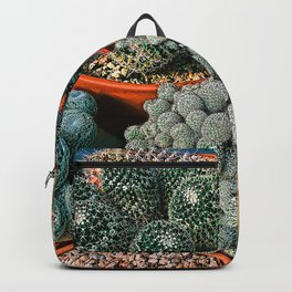 FURRY CACTUS' Backpack
