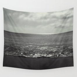 silver dawn Wall Tapestry