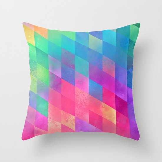 byde Throw Pillow