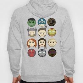 Avenger Emojis :) Hoody