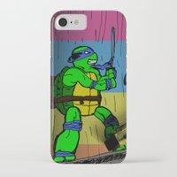 leonardo iPhone & iPod Cases featuring Leonardo  by art_of_sky
