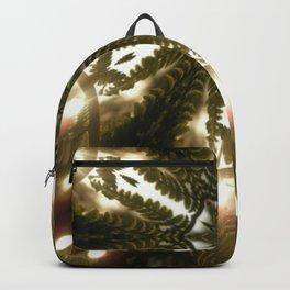 """Mandala """"Finnish Fern"""" Backpack"""
