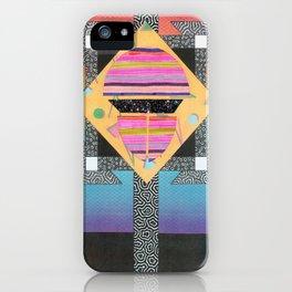 Orbital Reflex (2011) iPhone Case