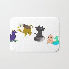 Mythical Babies Bath Mat