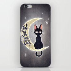 I Love You To The Moon & Back iPhone & iPod Skin
