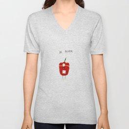 Dr. Pepper Unisex V-Neck