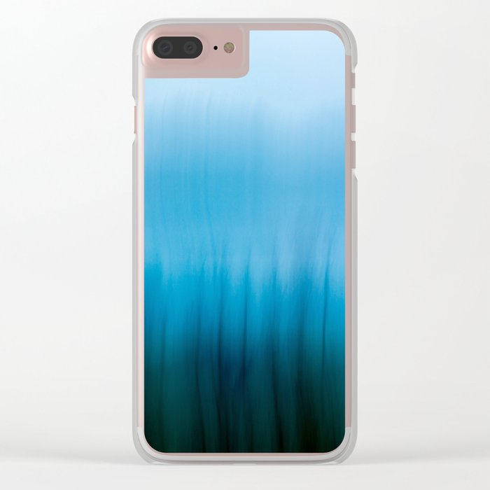 Abyss Clear iPhone Case
