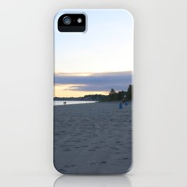 Port Stanley Beach Lifeguard stand iPhone Case