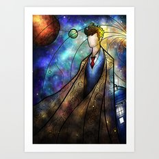 The Tenth Art Print