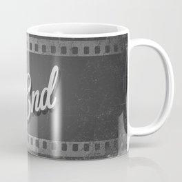 The End /poster Coffee Mug