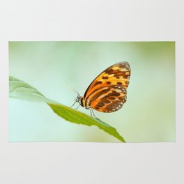 Butterfly Love Rug