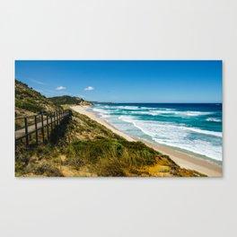 Mandalay Beach, Walpole, Western Australia Canvas Print