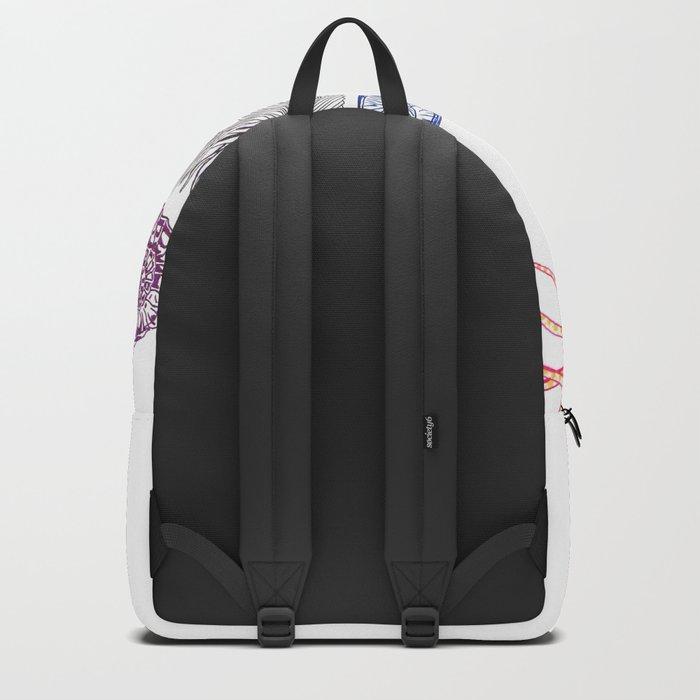 Ammonites Backpack