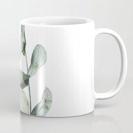 Eucalyptus, Minimalist Photography Coffee Mug
