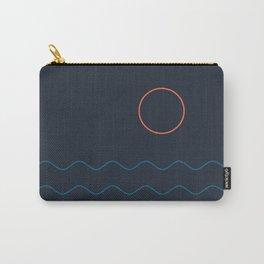 La Mer (Nuit) Seascape Carry-All Pouch