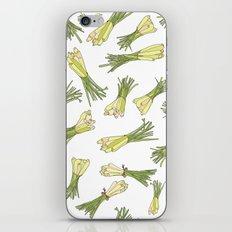 Lemongrass iPhone Skin